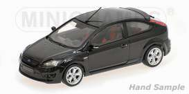 Minichamps - Ford  - mc400087304 : 2008 Ford Focus ST, black