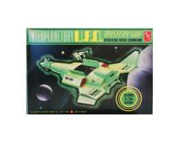 AMT - non  - amts622 : 1/500 UFO Mystery Ship with Glow in the Dark, plastic modelkit