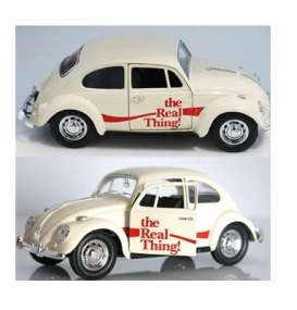 Motor City Classics - Volkswagen  - mocity440047 : Classic Volkswagen Beetle *Coca Cola the Real Thing*, cream