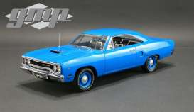 GMP - Plymouth  - gmp18801 : 1970 Plymouth Road Runner, corporate blue