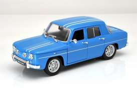 Welly - Renault  - welly24015b : 1964 Renault 8 Gordini, blue/white