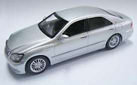J Collection - Toyota  - jc081^1 : 2005 Toyota Crown New Model (RHD), silver
