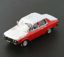 Ixo Ist Collection - Dacia  - ixist187LE*2 : 1984 Dacia 1310 Sedan MSL Limited edition Snow covered