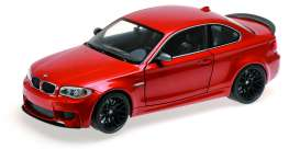 Minichamps - BMW  - mc110020020 : 2011 BMW 1er M Coupe, orange metallic