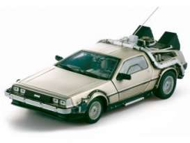 SunStar - Delorean  - sun2711*3 : 1985 DeLorean LK Coupe *Back to the Future I*