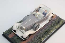 Magazine Models - Hispano  - magJBHispano : Hispano-Suiza James Bond *Moonraker*