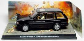 Magazine Models - Range Rover  - magJBrangeTMD : Range Rover James Bond *Tomorrow never dies*, black