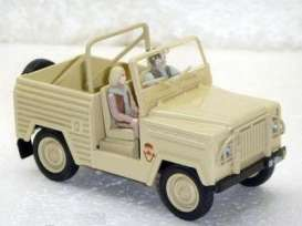 Magazine Models - Land Rover  - magJBland90*1 : Land Rover 90 James Bond *the Living Daylights*, beige