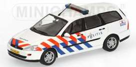 Minichamps - Ford  - mc430087092*1 : 1997 Ford Focus Turnier Dutch Police