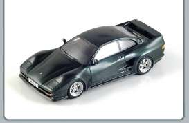 Spark - Lister  - spaS0630*1 : 1993 Lister Storm road car, dark green metallic