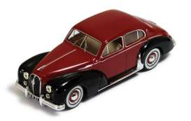 IXO Models - Hotchkiss  - ixclc185 : 1951 Hotchkiss Anjou, black/bordeaux