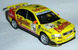 High Speed - Audi  - HSHF9708^1 : Audi A4 STW #10, yellow/red