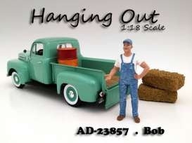American Diorama - Figures  - AD23857 : 1/18 *Hanging Out* Bob