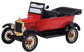 Motor Max - Ford  - mmax79328 : 1925 Ford Model T Touring, red