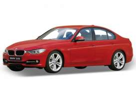 Welly - BMW  - welly18043r*1 : 2010 BMW 335i *Premium Collection*, red