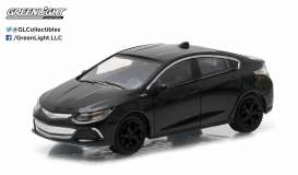 GreenLight - Chevrolet  - gl27780F : 2016 Chevrolet Volt  *Black Bandit Series 12*, black