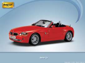 Ricko - BMW  - ric32117r*1 : 2003 BMW Z4, red