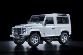 Kyosho - Land Rover  - kyo8901fw : Land Rover Defender 90, fuji white