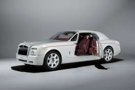 Kyosho - Rolls Royce  - kyo8861ew : 2012 Rolls Royce Phantom Coupe, english white