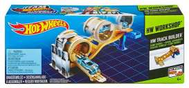 Mattel Hotwheels - Kids Hotwheels - MatBGX75-BGX81 : Hotwheels Work Shop Playset *Stunt Barrel. These sets can be used to build great big tracks with various tricks and stunts.