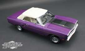 GMP - Plymouth  - gmp18810 : 1970 Plymouth Road Runner Convertible, violet