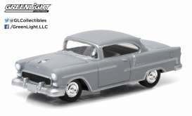 GreenLight - Chevrolet  - gl96140A : 1955 Chevrolet Bel Air, primer grey