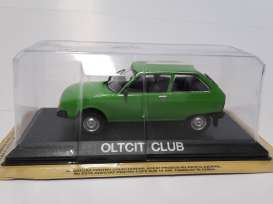 Magazine Models - Oltcit  - maglcOLTCIT : Oltcit club (Citroen Axe) *Legendary cars* green