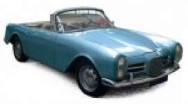 IXO Models - Facel  - ixclc247 : 1964 Facel Vega 6, light blue metallic