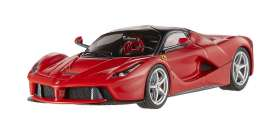 Hotwheels Elite - Ferrari  - hwmvBCT79*6 : 2013 New Ferrari Supercar the *LaFerrari*, red