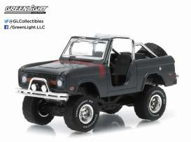 GreenLight - Ford  - gl35010A : 1968 Ford Bronco *All Terrain Series I*