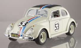 Hotwheels Elite - Volkswagen  - hwmvBCJ94*1 : 1962 Volkswagen Beetle *Herbie* the Love Bug