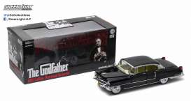 GreenLight - Cadillac  - gl12949 : 1955 Cadillac Fleetwood Series 60 Special *The Godfather (1972)*