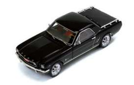 Ixo Premium X - Ford  - ixpr466R : 1966 Ford Mustang Mustero *Resin Series*, black