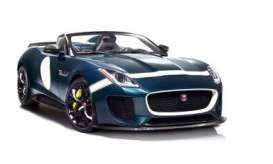 Ixo Premium X - Jaguar  - ixpr482 : 2015 Jaguar F-type Project 7, green