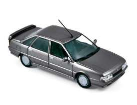 Norev - Renault  - nor512115 : 1988 Renault 21 Turbo, anthracite grey