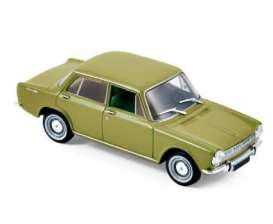 Norev - Simca  - nor571300 : 1965 Simca 1300 Berline, amazone green
