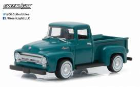GreenLight - Ford  - gl96160A : 1956 Ford Pick-up F-100 *Motor World Series 16*