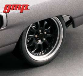 GMP - Rims & tires Wheels & tires - gmp18859 : Street Fighter 10-spoke Wheel & Tire set (set of 4 rims & tires).