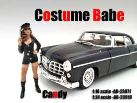 American Diorama - Figures  - AD23871 : 1/18 Custume Babe *Candy*