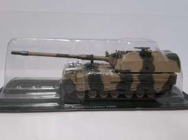 Magazine Models - Russian Tanks  - magCV-09 : #9 Combat Vehicles Series Panzerhaubitze 2000