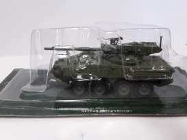 Magazine Models - Combat Vehicles  - magCV-04 : #4 Combat Vehicles Series M1128 Stryker
