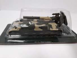 Magazine Models - Combat Vehicles  - magCV-13 : #13 Combat Vehicles Series 2S4 Tyulpan
