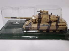 Magazine Models - Combat Vehicles  - magCV-12 : #12 Combat Vehicles Series AMX-30