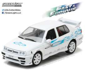 GreenLight - Volkswagen  - gl86234 : 1995 Volkswagen Jetta A3 *Fast & the Furious 2001*, white