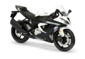 Joy City - Kawasaki  - Joy605504 : 2014 Kawasaki Ninja ZX-6R 636, white