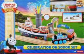 Mattel Thomas and Friends - Thomas and Friends Kids - MatCDK47 : Thomas and Friends Celebration on Sodor play set.