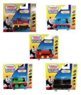 Mattel Thomas and Friends - Thomas and Friends Kids - MatBHR64~6 : Thomas Collectible Railway� Small Engine Assortment of 6