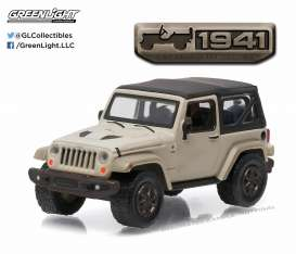 GreenLight - Jeep  - gl27850D : 2016 Jeep Wrangler *Anniversary Collection Series 3*.