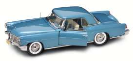 Lucky Diecast - Lincoln  - ldc20078b*1 : 1956 Lincoln Continental Mark II, blue