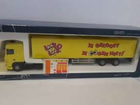 Lion Toys - Daf  - lionLook^1 : Daf XF *Look o Look* yellow